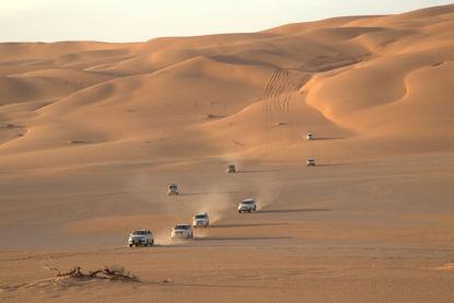 Picture of Empty Quarter Safari